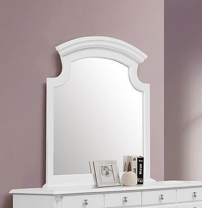 Glory Furniture G5975M  Rectangle Portrait Dresser Mirror
