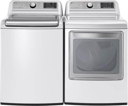 LG 712490 Washer and Dryer Combos