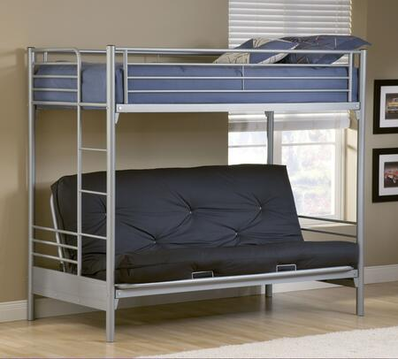 Hillsdale Furniture 1178BBF Brayden Series  Twin Size Bunk Bed
