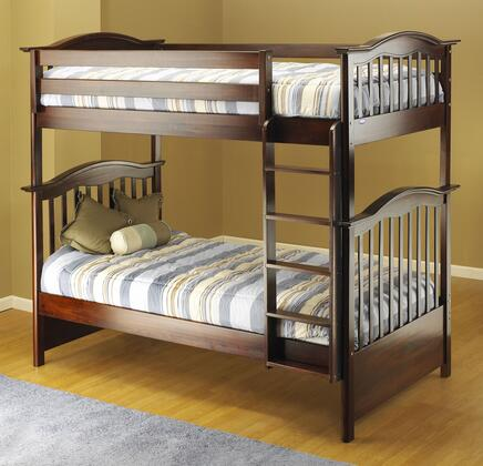 Orbelle BB480C  Twin Size Bunk Bed