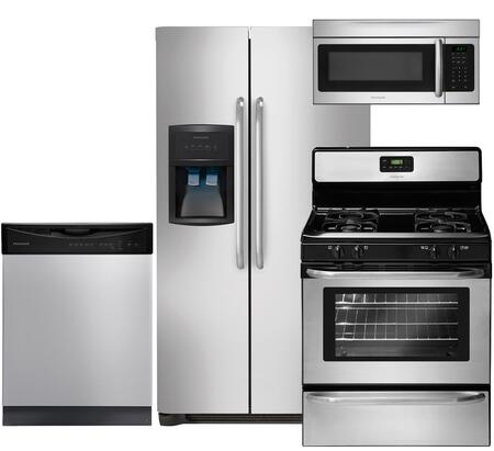 Frigidaire FG4PCFSSBSFC30GSSKIT2 Kitchen Appliance Packages