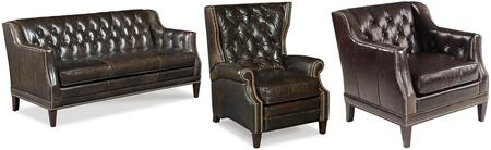 Hooker Furniture SS35503089KIT3 Balmoral Living Room Sets