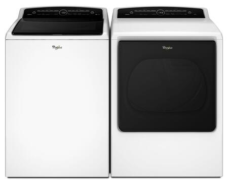 Whirlpool 442547 Washer and Dryer Combos