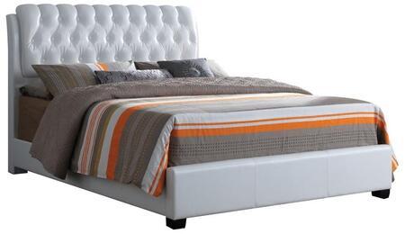 Acme Furniture 25347EK Ireland Series  King Size Platform Bed