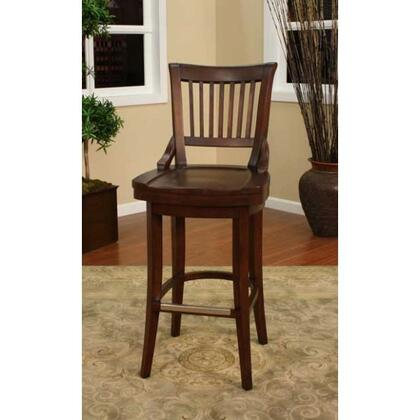 American Heritage 134755SD Liberty Series Residential Not Upholstered Bar Stool