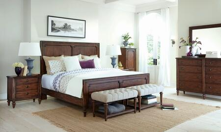 Broyhill 4800KPBNLCDM2UB Cranford King Bedroom Sets