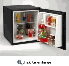 Avanti EC150B  Freestanding Compact Refrigerator with 1.7 cu. ft. Capacity, 1 Wire ShelfField Reversible Doors