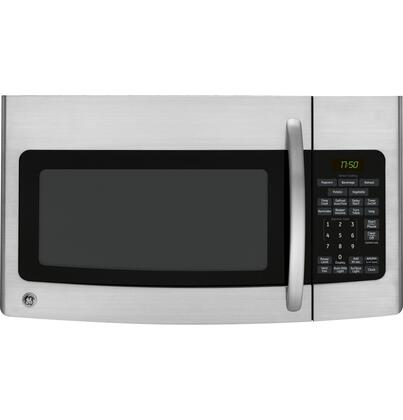 GE JVM1750SPSS 1.7 cu. ft. Capacity Over the Range Microwave Oven