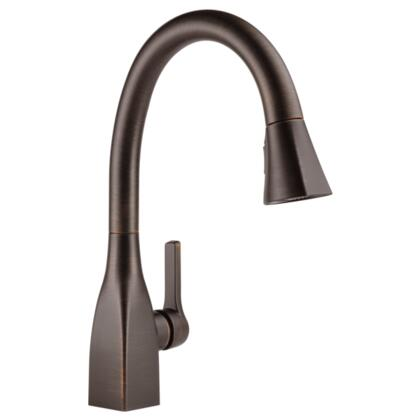 Mateo  9183-RB-DST Delta Mateo: Single Handle Pull-Down Kitchen Faucet in Venetian Bronze