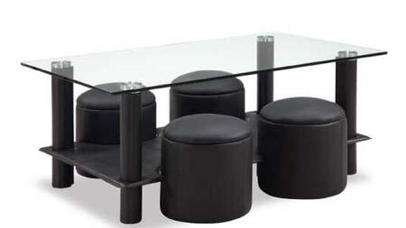 Global Furniture USA 25CBL  Table