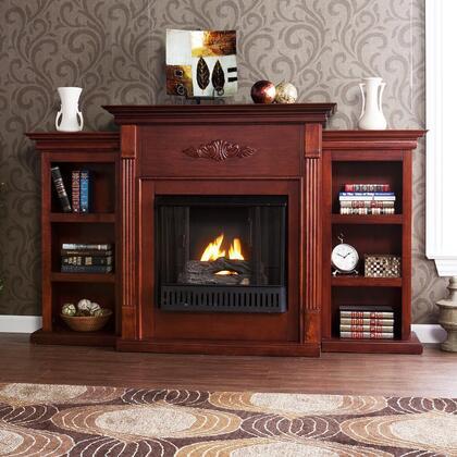 Southern Enterprises FA8547BG Tennyson Series  Gel Fuel Fireplace