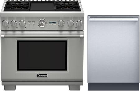 Thermador 739332 PRO Grand Kitchen Appliance Packages
