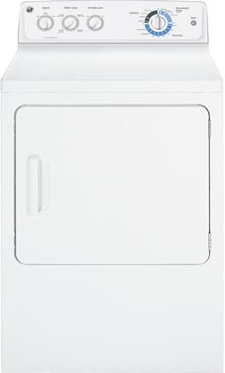 GE GTDL210EDWW Electric Dryer