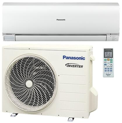 Panasonic XE Panasonic's Exterios Series Ductless Mini Split Air Conditioner with Room Freeze Protection, Micro-processor Control, Wireless and Wired Control