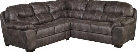"""Jackson Furniture Grant Collection 4453-46-72- 102"""" 2-Piece Sectional with Left Arm Facing Loveseat and Right Arm Facing Section with Corner in"""