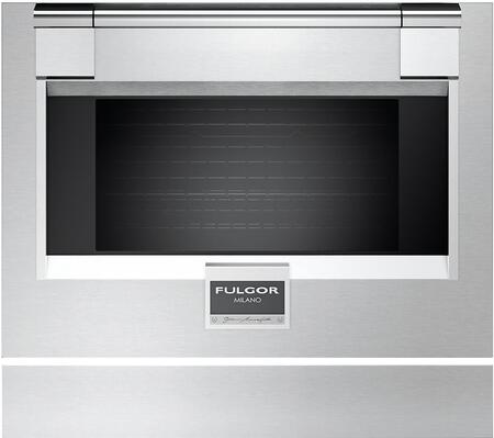 Fulgor Milano PDRKITxSS Pro Range Door Color Stainless Steel Option
