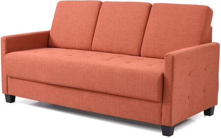 Glory Furniture G772S  Stationary Fabric Sofa