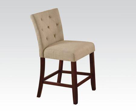 Acme Furniture 70970 Baldwin Series  Bar Stool