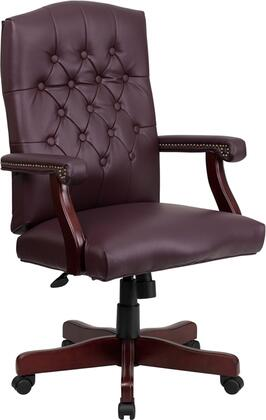 """Flash Furniture 801LLF0019BYLEAGG 33"""" Contemporary Office Chair"""