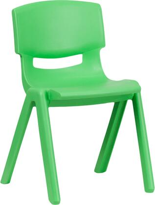 Flash Furniture YUYCX004GREENGG