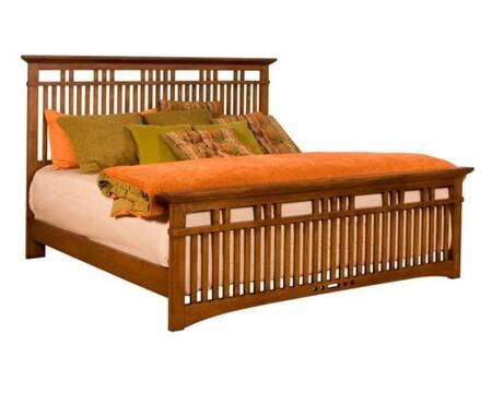 Broyhill ARTISANRIDGEBEDK Artisan Ridge Series  King Size Panel Bed