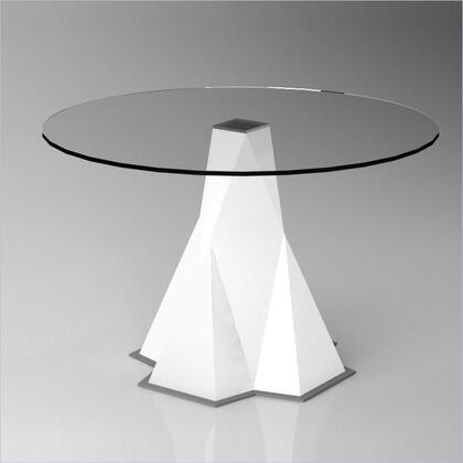 Diamond Sofa CE751W  End Table