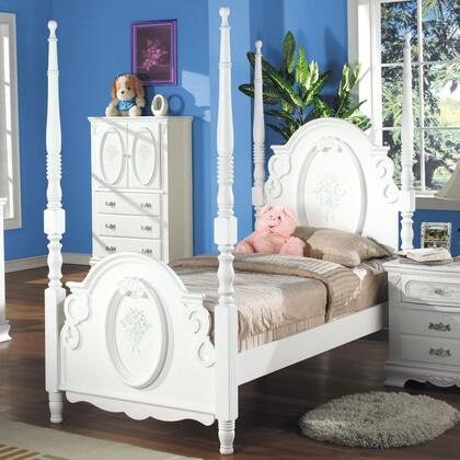 Acme Furniture 01657FTVAN Flora Full Bedroom Sets