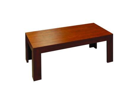 "Boss N48 48"" x 22"" Coffee Table with Contemporary Style"