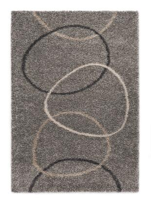Citak Rugs 5610-050X Shoreline Collection - Reef - Slate Mix
