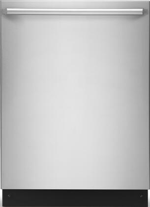"""Electrolux EW24ID80QS 24""""  Stainless Steel Built In Fully Integrated Dishwasher with 14 Place Settings Place Setting"""