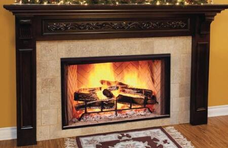 Majestic SB44HB Biltmore Series Direct Vent Woodburning Fireplace