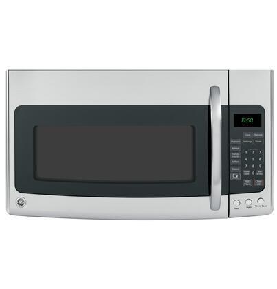 GE JVM1950SRSS 1.9 cu. ft. Capacity Over the Range Microwave Oven
