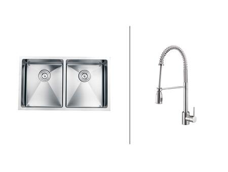 Ruvati RVC2316 Kitchen Sink