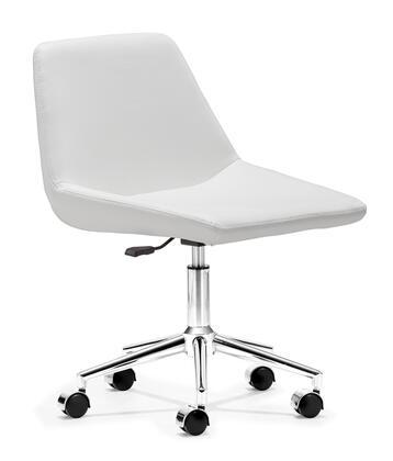 """Zuo 205345 21"""" Modern Office Chair"""
