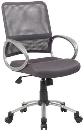 "Boss B6416CG 25"" Adjustable Contemporary Office Chair"
