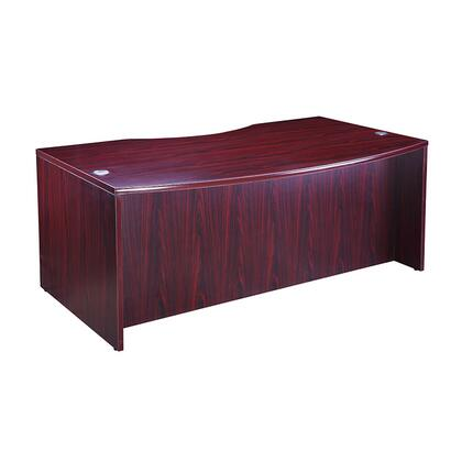 Boss N689M Traditional Standard Office Desk