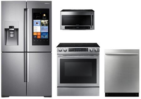 Samsung Appliance SAM4PCFSFDFI30ESSKIT22 Kitchen Appliance P