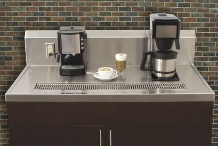 Aline BC48RE  Counter Top/Build In Compact Beverage Center