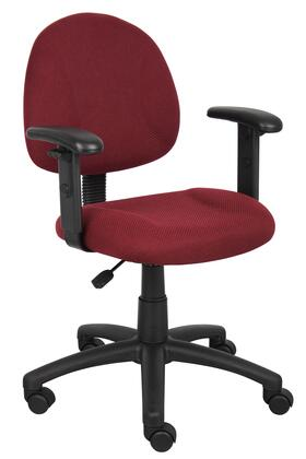 "Boss B316BY 25"" Adjustable Contemporary Office Chair"
