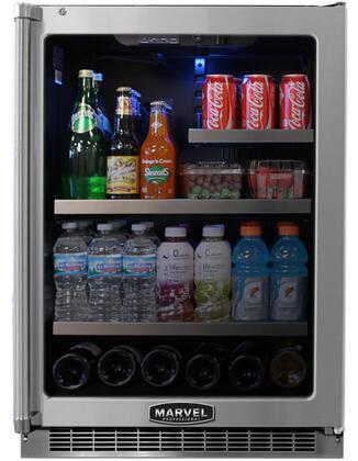 Marvel MPRO6GARMBDLL 5.6 cu. ft. Capacity  Beverage Center Compact Beverage Center