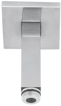 "Rohl 1510/3 Spa Shower Collection 3"" Modern Ceiling Mount Square Shower Arm in"