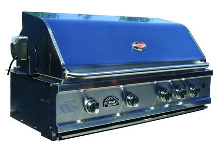 Sole SO42BQR Built-In Natural Gas Grill