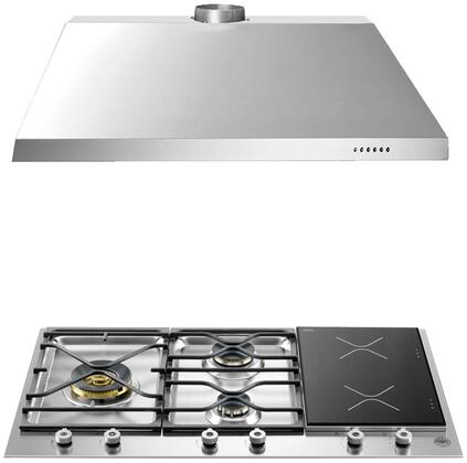Bertazzoni 708246 Professional Kitchen Appliance Packages