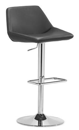 Zuo 300172 Newman Series Commercial Bar Stool