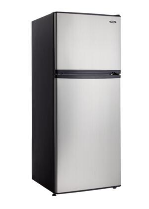 Danby DFF282SLDB Freestanding Top Freezer Refrigerator |Appliances Connection