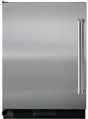 "Sub-Zero 700 24"" Door Panel with Handle in Stainless Steel"