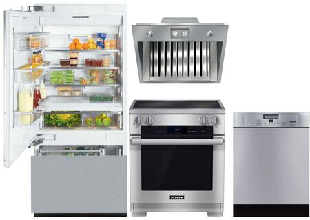 Miele 810020 Kitchen Appliance Packages