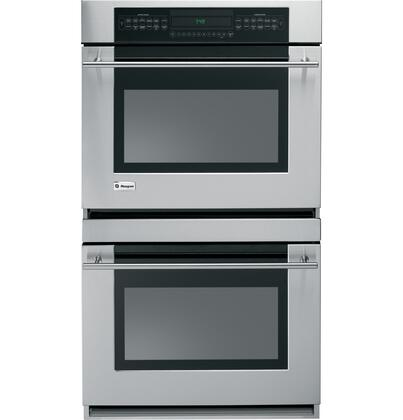 "GE Monogram ZET958SMSS 30"" Double Wall Oven, in Stainless Steel"