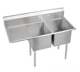 Elkay E2C16X20L18X sink with drainboard Sink