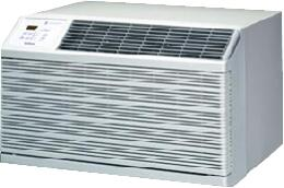 Friedrich WS12C10 Wall Air Conditioner Cooling Area,